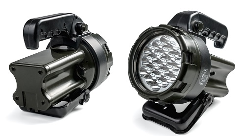 projecteurs LED sur batterie