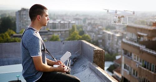 formation de drone professionnel